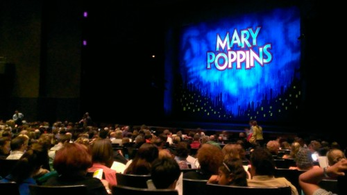 Mary Poppins Stage