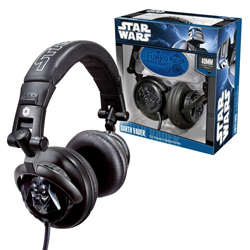 Darth Vader Headphones