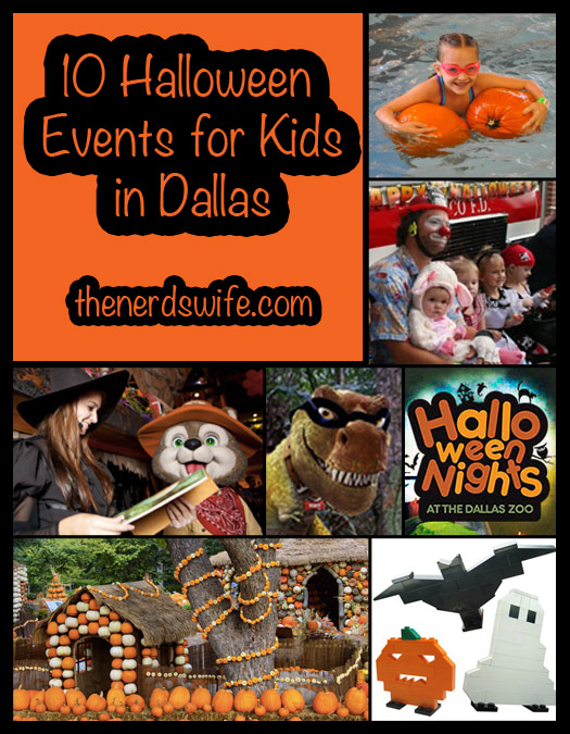 Halloween Activities in Dallas
