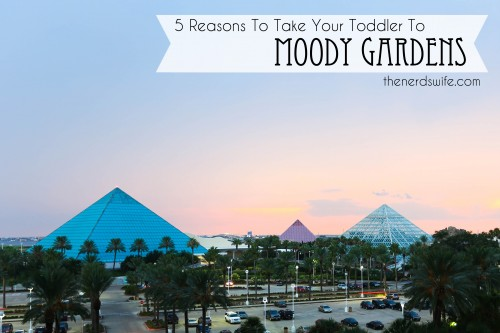 Moody Gardens Title