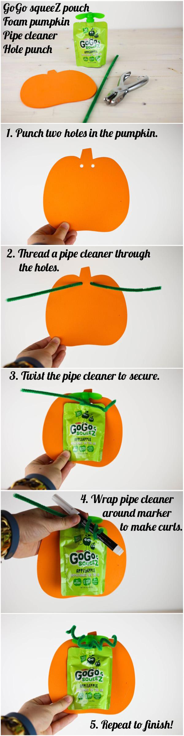 GoGo squeeZ Pumpkins