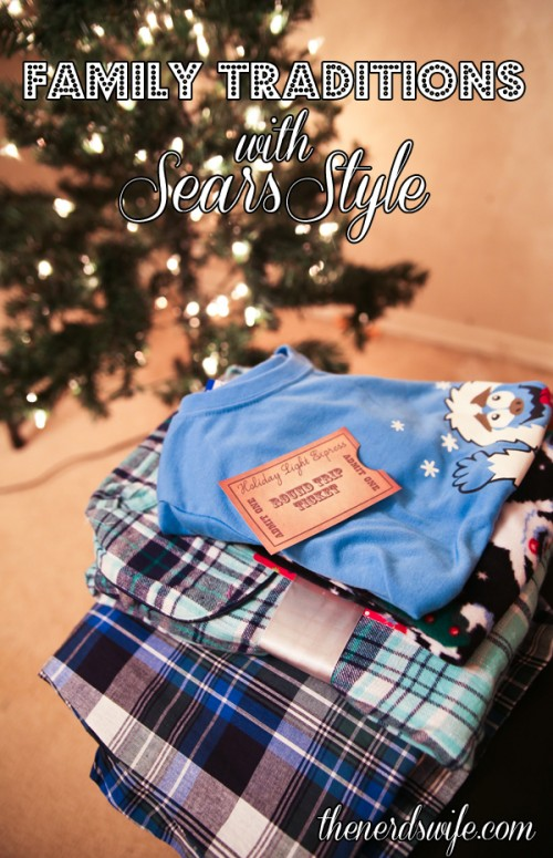 Family Traditions with Sears #ThisisStyle #Shop #CBias