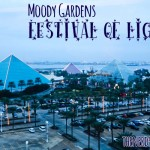 Moody Gardens Festival of Lights