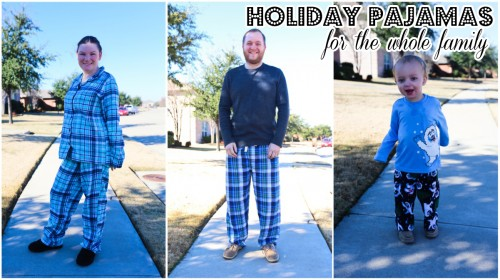 Pajamas for the Whole Family #ThisisStyle #Shop #CBias