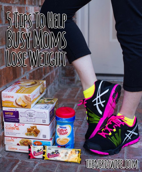 5 Tips to Help Busy Moms Lose Weight #WowThatsGood #Shop #CBias