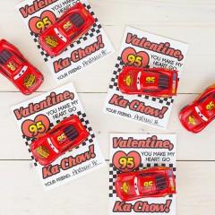 Cars Valentines