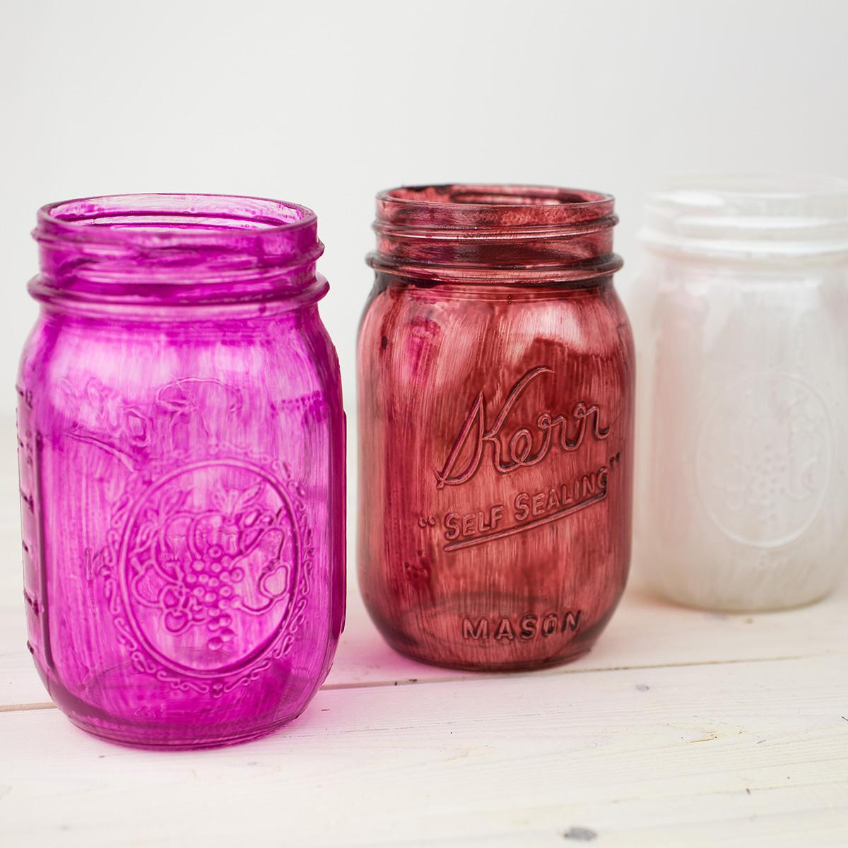 Mason Jar Roundup -15 Top Ideas! - Pink Polka Dot Creations