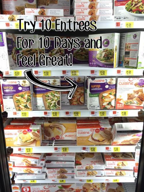 Lean Cuisine at Walmart #WowThatsGood #Shop #CBias