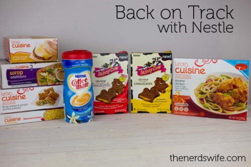 Nestle Back on Track #WowThatsGood #Shop #CBias