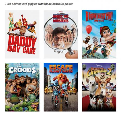 Netflix Home Sick Movies