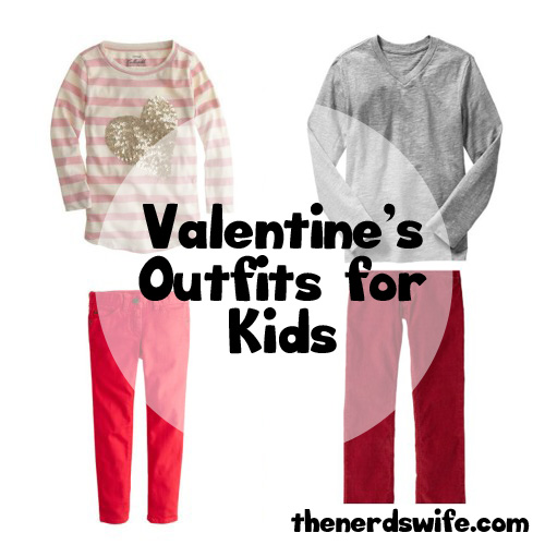 Valentineu0026#39;s Day Outfit Ideas for Kids