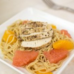 Citrus Chicken Pasta