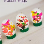 Melted Crayon Easter Eggs Small
