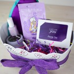 DIY Spa Gift Basket Small