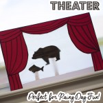Shadow Puppet Theater Small