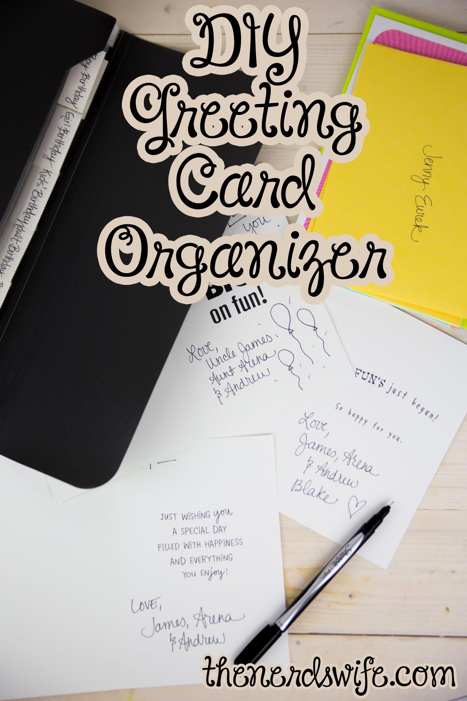 Diy greeting card organizer and hallmark valuecards shop colourmoves Choice Image