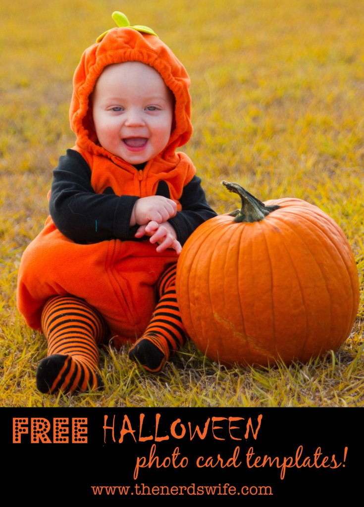 Halloween Photo Templates