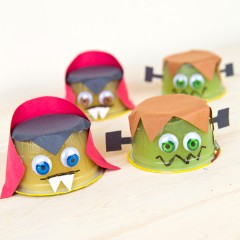 Applesauce Monsters Square