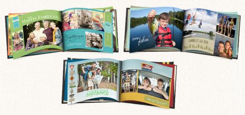 Custom Photo Books from Snapfish