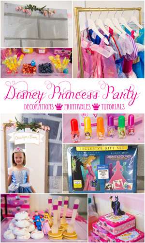 Disney Princess Party Ideas 300