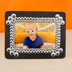Googly Eyes Frame Square