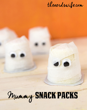 Mummy Snack Packs