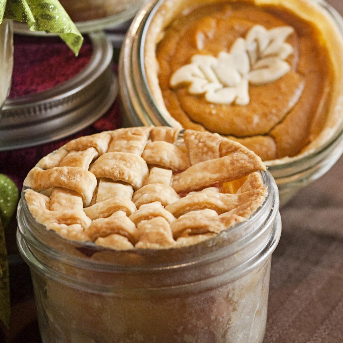 Pie in a Jar - The Nerd's Wife