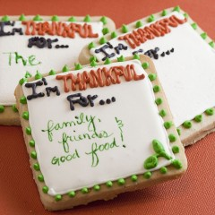 Thankful Cookies