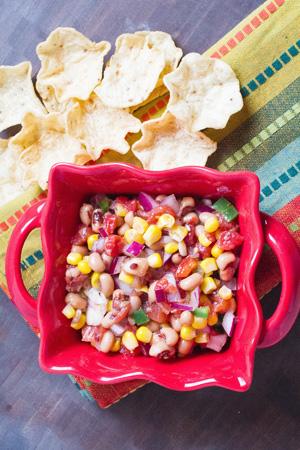 Black-Eyed Pea Dip Small