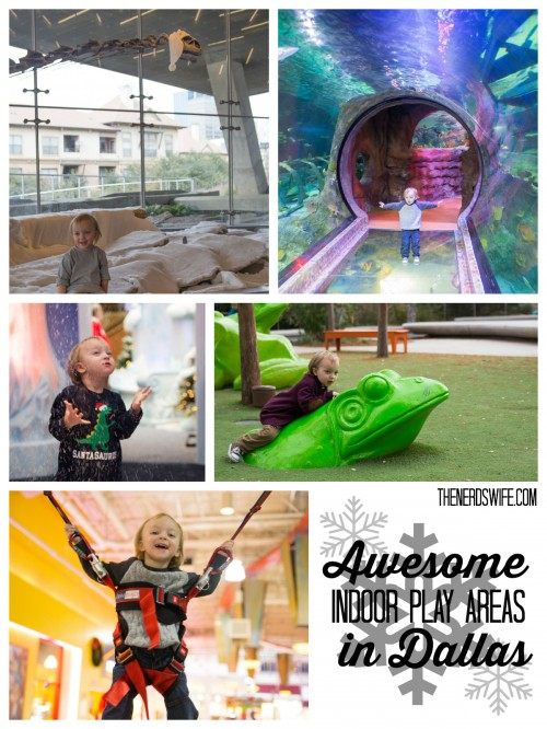 Indoor Play Areas in Dallas