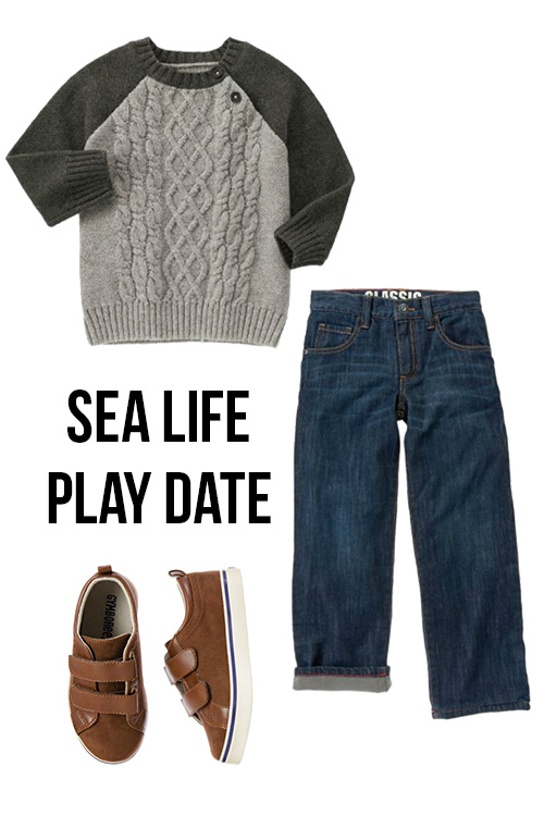 SeaLIFE Play Date