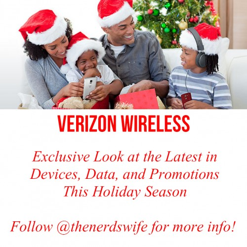 Verizon Holiday Preview