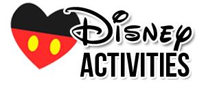 Disney Themed Activities