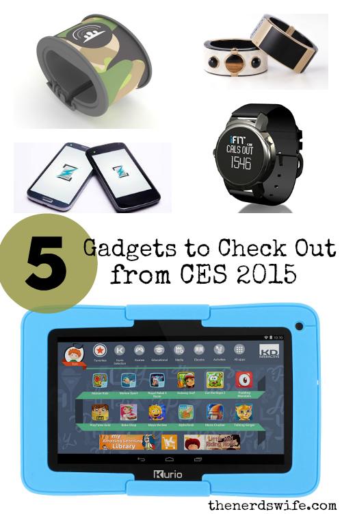Gadgets CES 2015