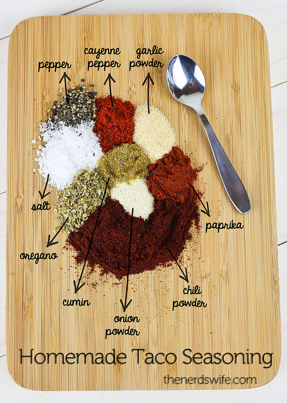 Homemade Taco Seasoning></a>