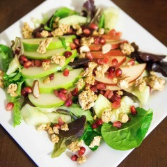 Winter Salad with Granola Square-2