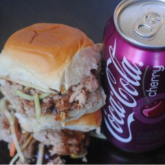 Coke Pulled Pork Square