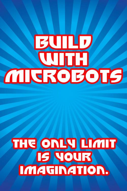 Microbots Sign