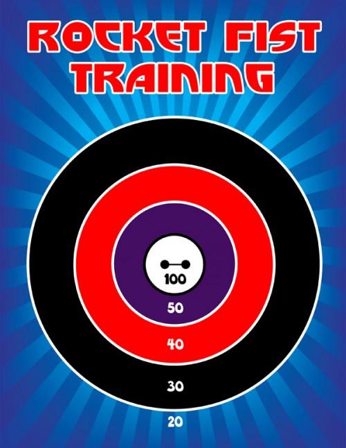 Rocket Fist Training