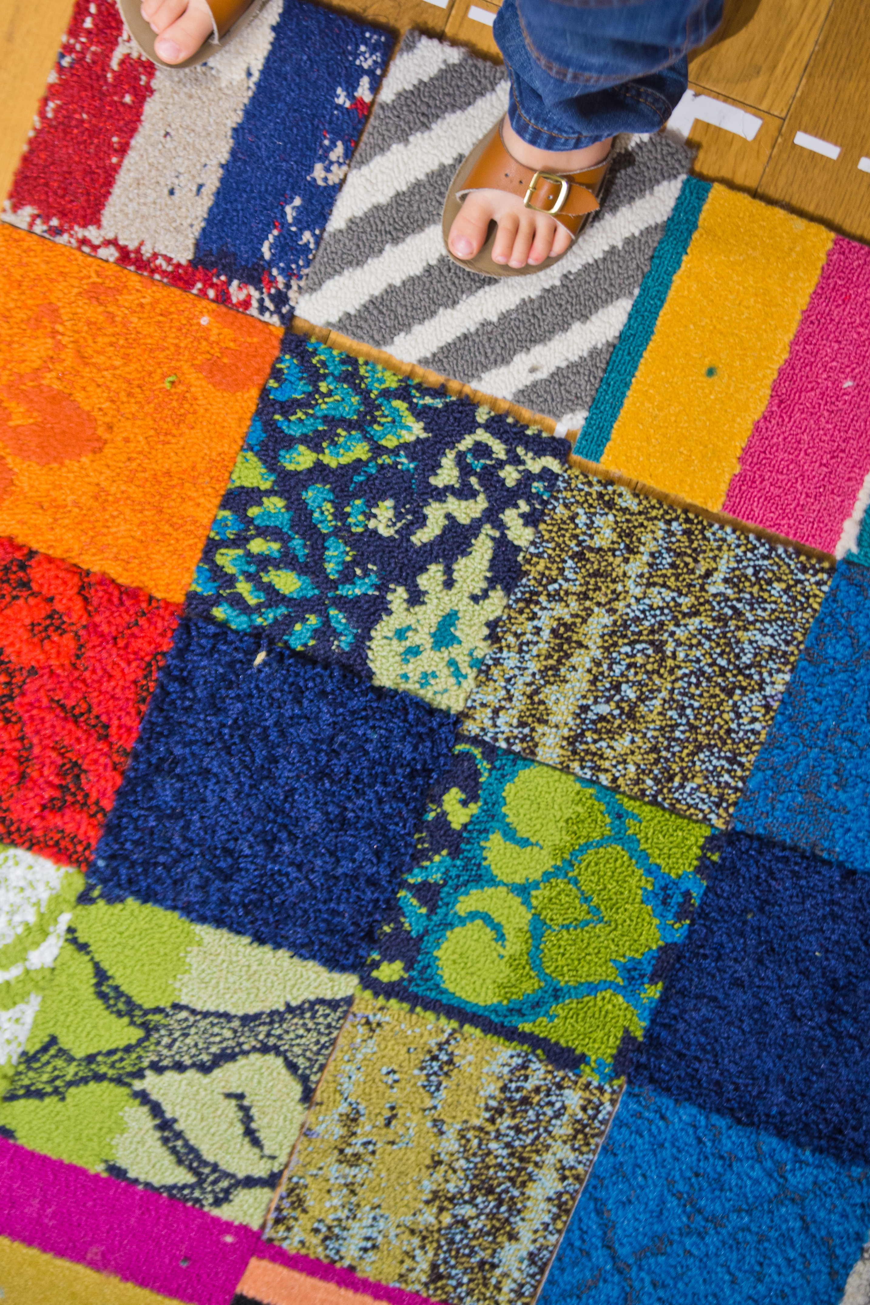 Custom Rug Designs With FLOR