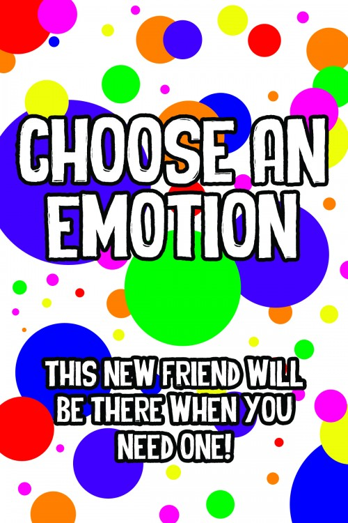 Choose an Emotion