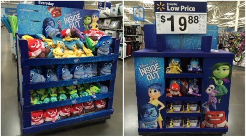 Inside Out Toys at Walmart