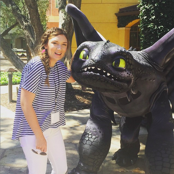 Jet and Toothless