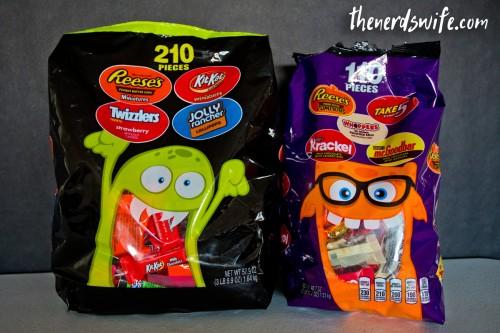Hershey's Halloween Variety Bags