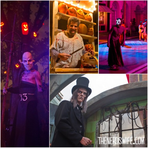 Halloween Horror Nights Scare Zones copy