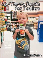 On-the-Go Snacks for Toddlers