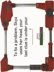 dinotrux treaure hunt-2