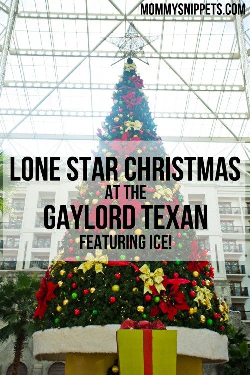 65171b87 Lone Star Christmas At The Gaylord Texan Featuring ICE! - Mommy Snippets