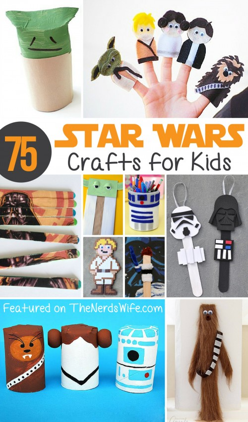 Star Wars Crafts for Kids