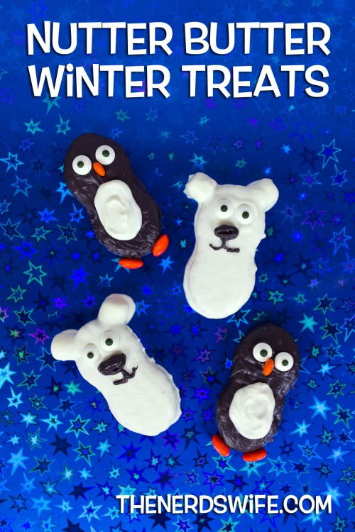 Nutter Butter Winter Treats